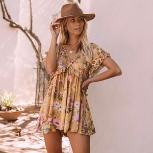 Spell & the Gypsy Collective Wild Bloom Romper